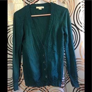 XXI Cardigan Sweater Sz M